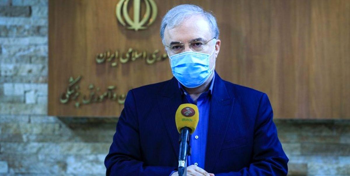 خبر خوش وزیر بهداشت؛ واکسن ایرانی کرونا کی میآید؟