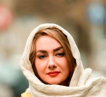 تصویر جدید هانیه توسلی برای صفحه اش