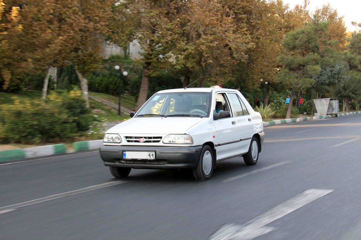 دنده معکوس قیمت خودرو؛ پراید 107 میلیون تومان شد