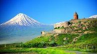 طبیعت زیبای ارمنستان در تور ارمنستان