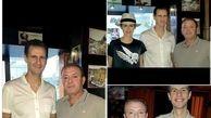 نخستین خوشگذرانی اسما اسد بعد از شکست دادن سرطان + عکس
