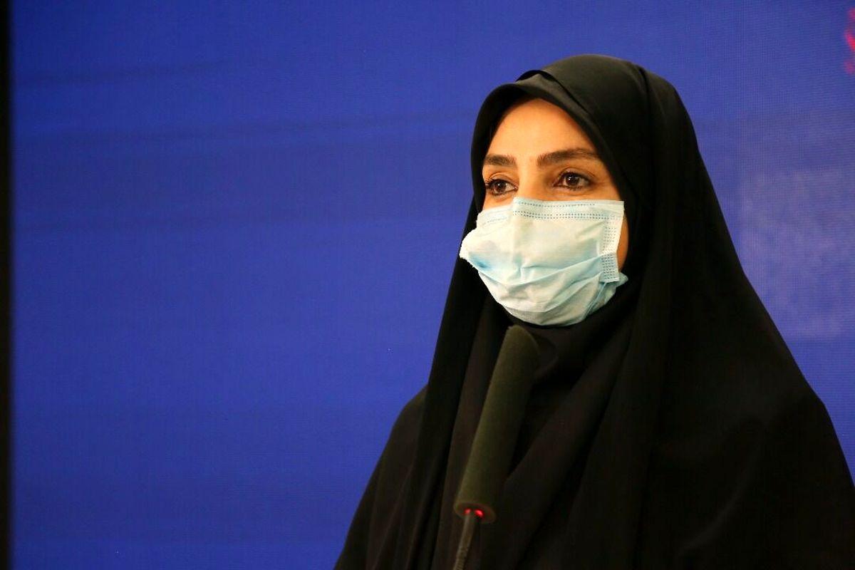 آخرین آمار رسمی کرونا در ایران؛ شناسایی ۶۴۸۵ بیمار جدید کووید۱۹ در کشور