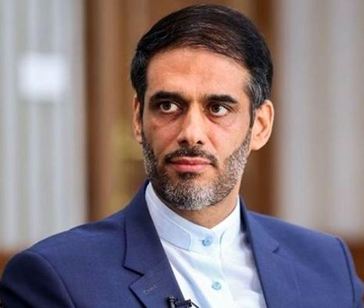 توئیت سعید محمد درباره مشارکت مردم در انتخابات