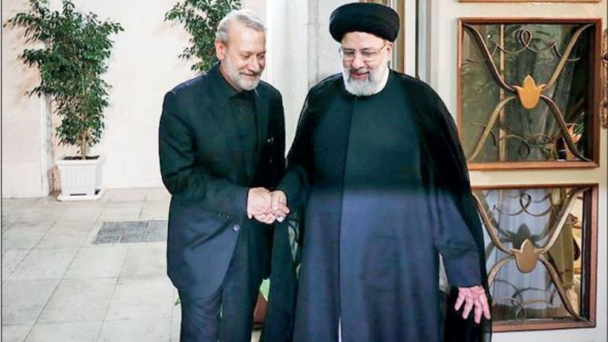 گمانهزنیهایی درباره نامزدی رئیسی و لاریجانی