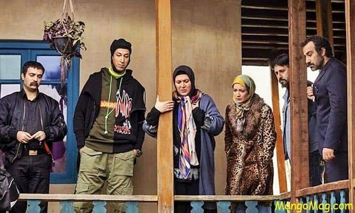 تصاویر جالب بازیگران سریال پایتخت در کنار همسران + عکس های دیده نشده