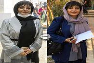 ساره بیات با استایلی جدید  + تصاویر دیده نشده