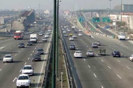 مرکز مدیریت راهها: محدودیت ترافیکی روزهای پایانی هفته اعلام شد