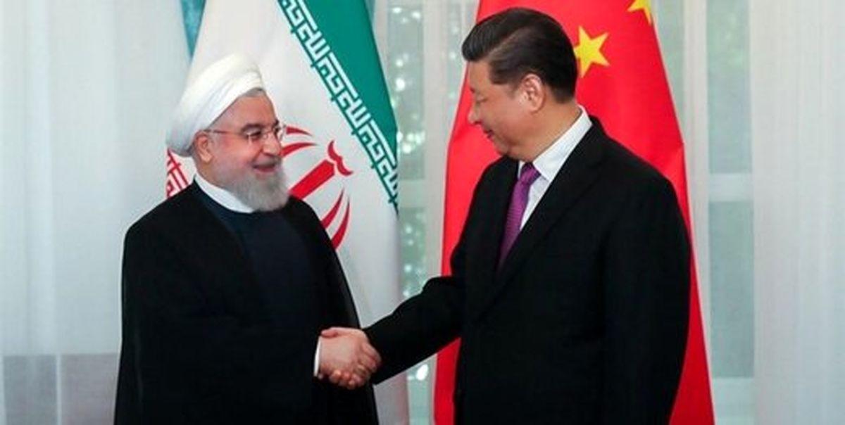 در گفتوگوی تلفنی روسای جمهور ایران و چین چه مطرح شد؟