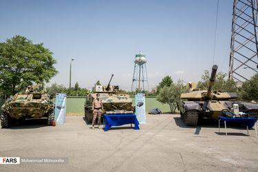 تجهیزات سپاه