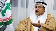 حمله رئیس پارلمان عربی به ایران
