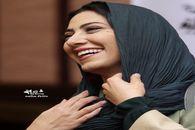 عکس جدید مونا فرجاد در مراسم تئاتر آرخه