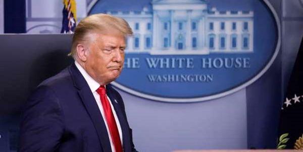 نقشه جدید ترامپ برای فرار ار شکست در انتخابات