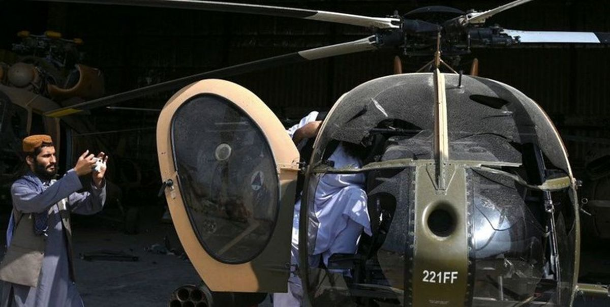 رازهای نظامی پنهان در تجهیزات آمریکایی به جا مانده در افغانستان