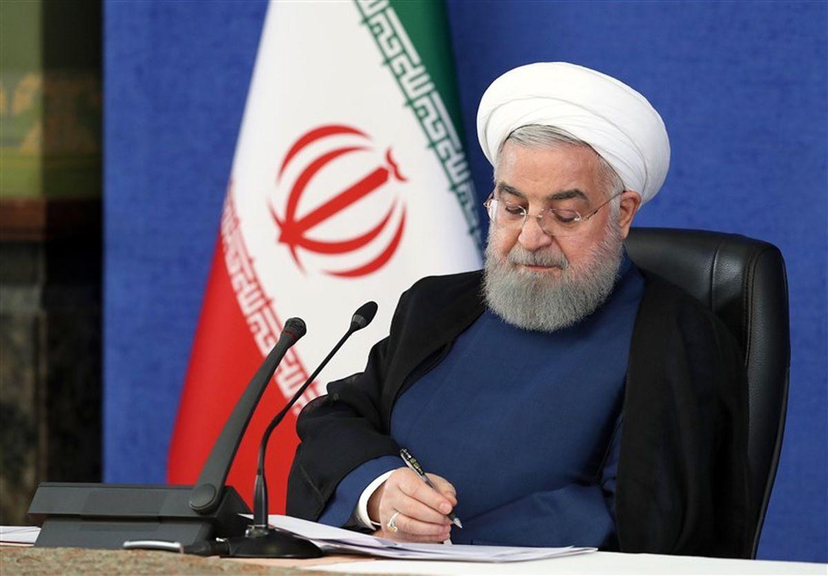 روحانی به رئیس جمهور سنگال پیام داد