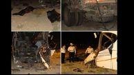حادثه خونبار در در اتوبان کاشان -قم+جزئیات