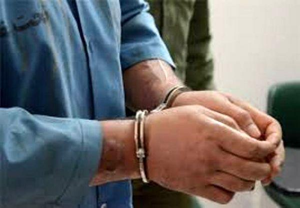 قاتل کتابفروش مهابادی دستگیر شد