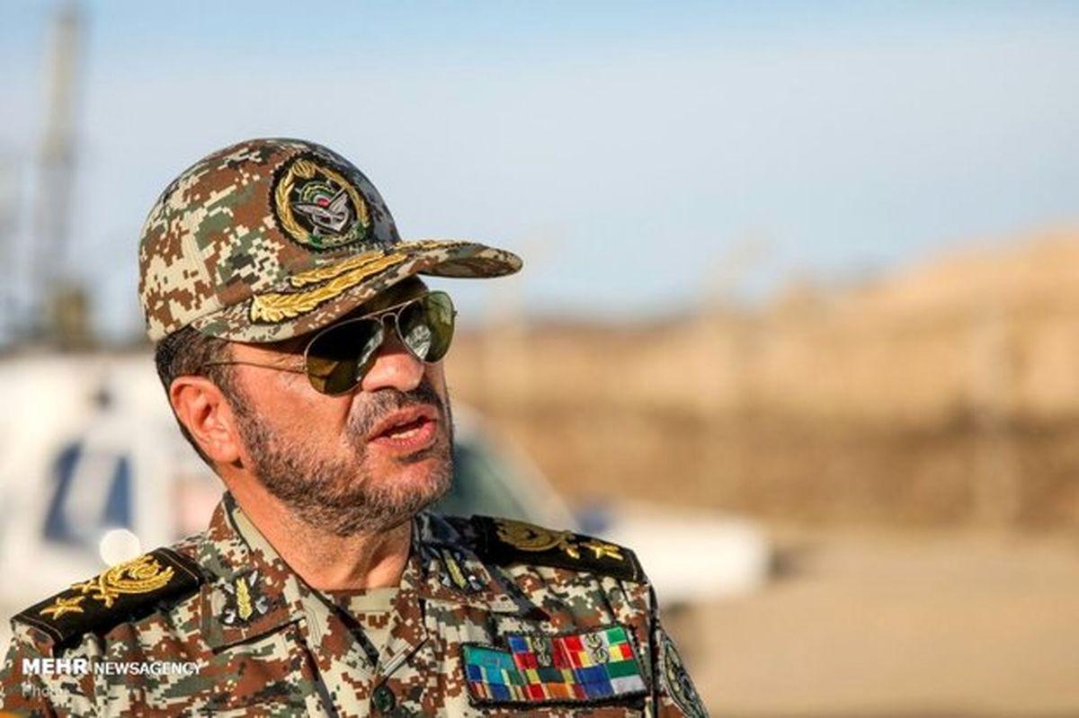 امیر صباحیفرد: آمادگی رزمی نیروهای مسلح قابل آزمودن نیست