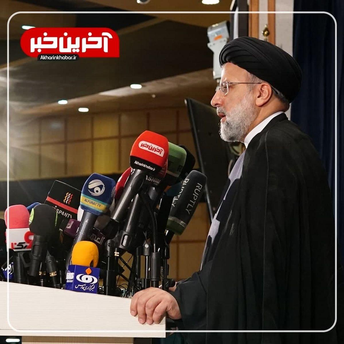 اولین واکنش صهیونیست به پیروزی رئیسی در انتخابات