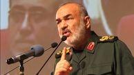 رزمایش سپاه سردار سلامی:  ما اگر تهدید شویم، قدرت خواهیم ساخت و این دیوانگی است وقتی همواره تهدید میشویم، خود را خلع سلاح کنیم/ در توسعه قدرت دفاعی توقف نمیکنیم