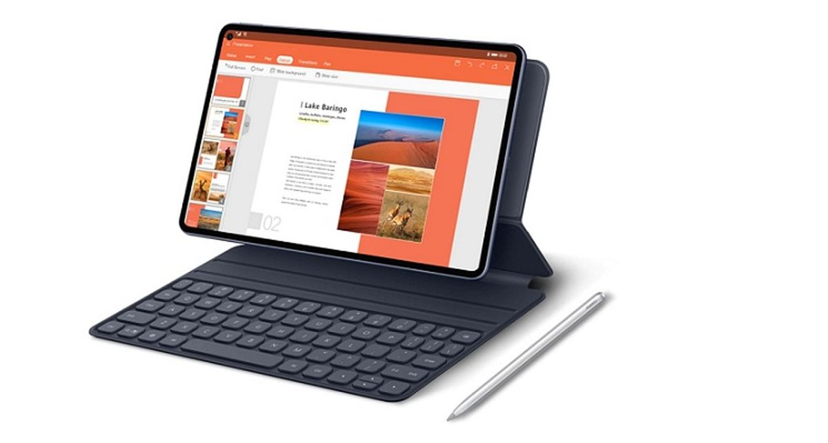 تبلت هوآوی MatePad Pro 2 آماده ورود به بازار