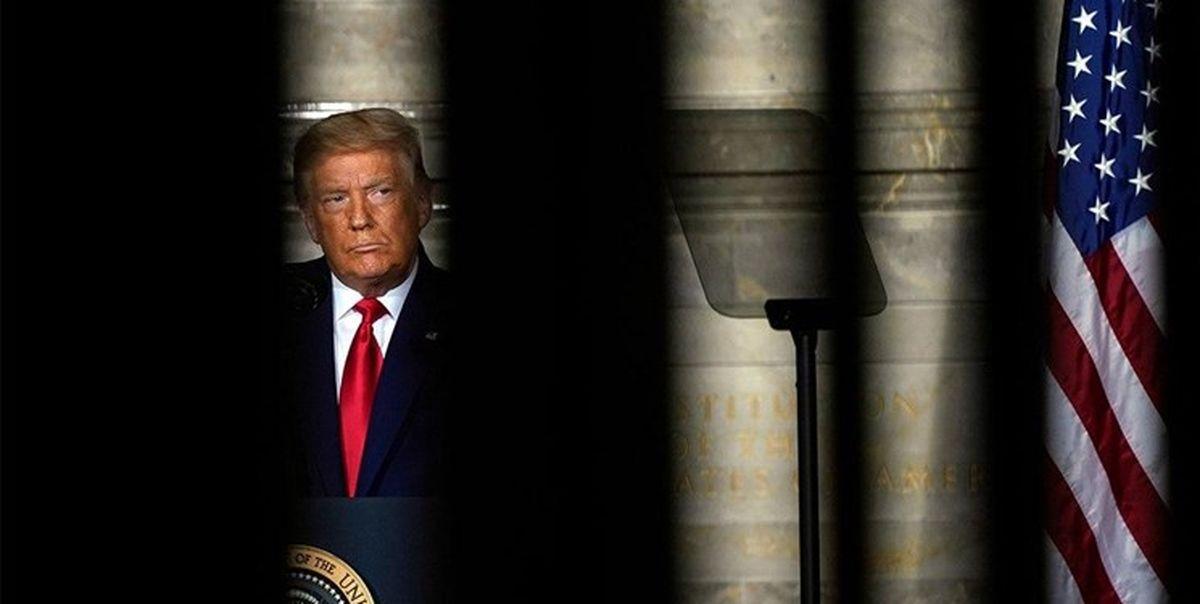 هشدار ترامپ از ترس انتخابات ریاست جمهوری سوم نوامبر