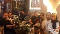 ستاره سرشناس ایرانی بالاخره به خواستگاری رفت + عکس