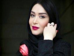 سارا منجزی پور با یک تیپ جذاب استقلالی+ عکس