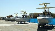 تحویل تسلیحات پیشرفته به نیروی دریایی سپاه تصاویر