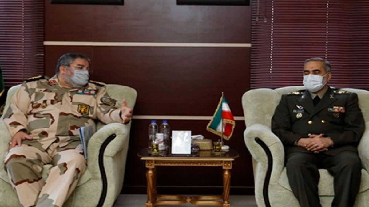 اعلام آمادگی وزیر دفاع برای حمایت از طرحهای سازمان پدافند غیرعامل