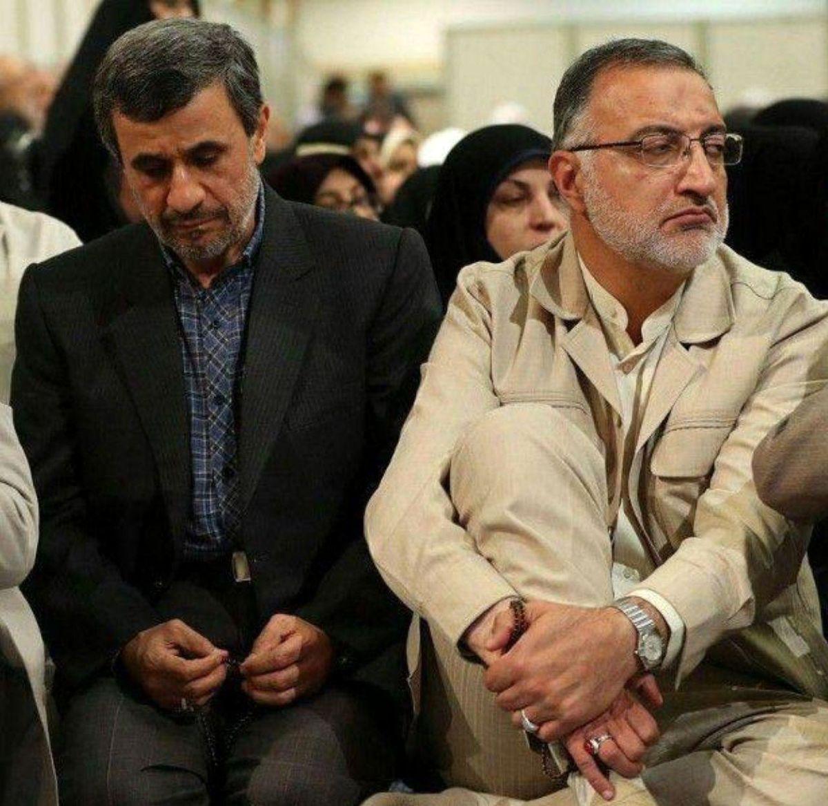 زاکانی: محرز است که احمدینژاد تایید صلاحیت نخواهد شد