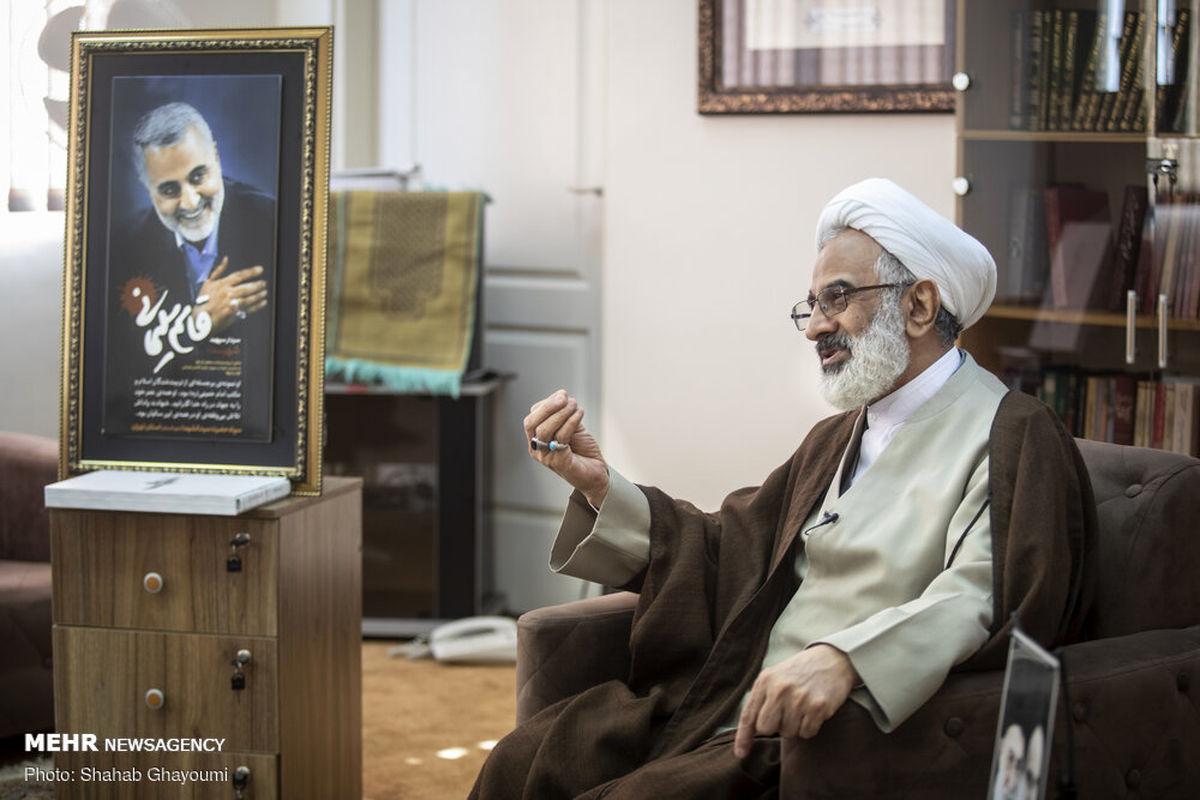 واکنش حاجقاسم به حوادث آبان ۹۸ از زبان مقام سپاه