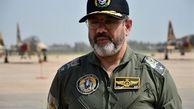 رونمایی امیر نصیر زاده از دستاورد جدید نیروی هوایی ارتش