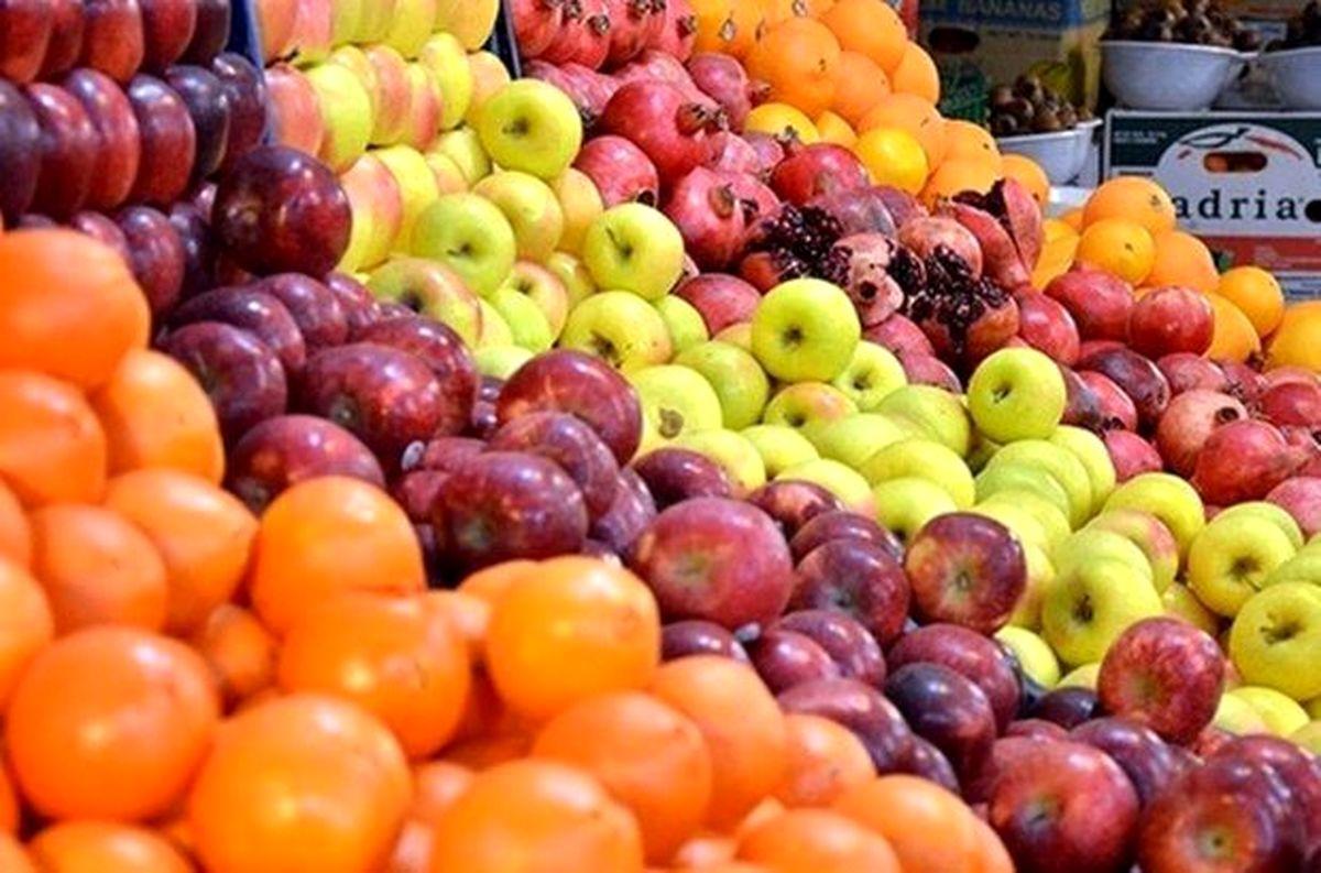 لیست قیمت میوه و تره بار در بازار امروز (۹۹/۱۰/۱۷)