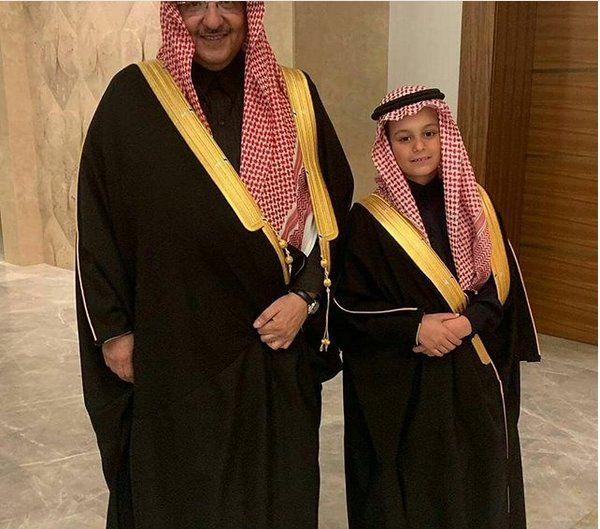 جشن عروسی که بیشتر شبیه جشن بیعت با احمد بنعبدالعزیز بود/حضور ولیعهد مخلوع سعودی در جشن