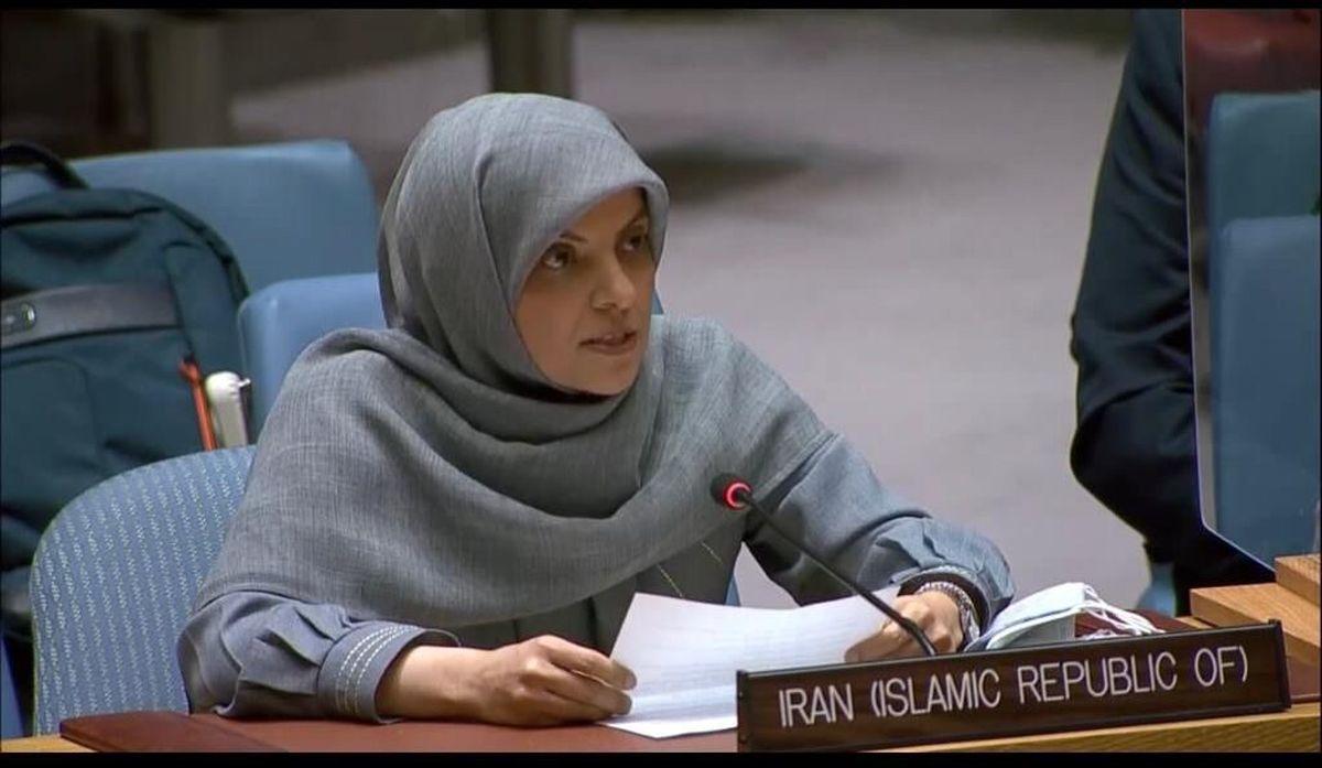 نمایندگی ایران در سازمان ملل: تحریم ها علیه سوریه فورا لغو شود