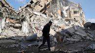 حمله به غزه ۱۰ هزار فلسطینی را آواره کرده است