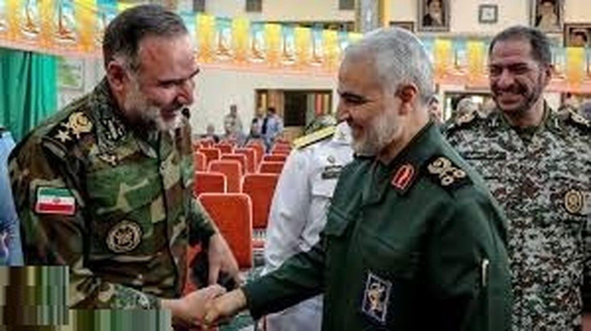 مقام ارشد ارتش: سردار شهید سلیمانی منحصرا پرچمدار نابودی داعش بود