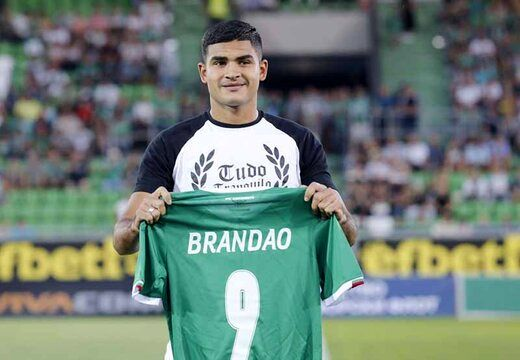 براندائو برای پرسپولیسی ها پیام داد
