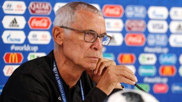کوپر: برابر تیم خوب ایران نمایش راضی کنندهای داشتیم