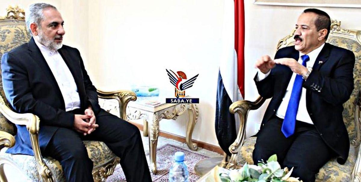 سفیر ایران در صنعا: هیچ راهحل نظامی در یمن کارساز نیست