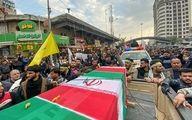 گزارش تصویری/ تشییع پیکر «حاج قاسم سلیمانی و ابومهدی» در عراق
