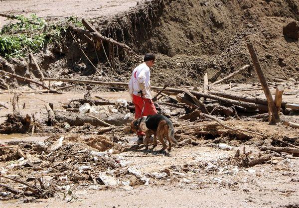 گزارش تصویری/ گیلان| سیل و رانش زمین در اشکورات رودسر به روایت تصویر