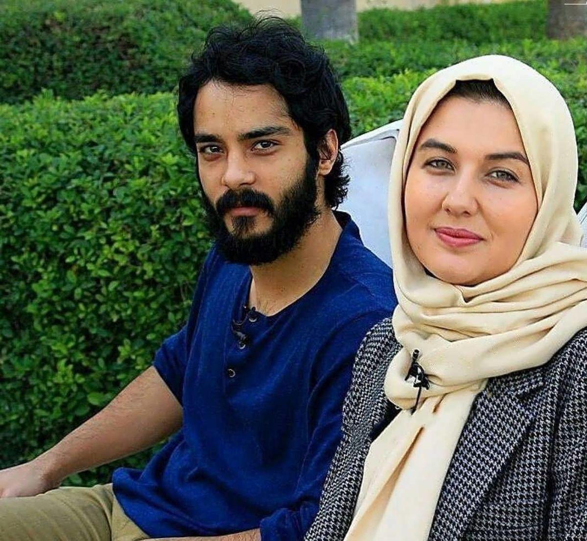 بازیگران ایرانی که همسر خارجی دارند +تصاویر دونفره