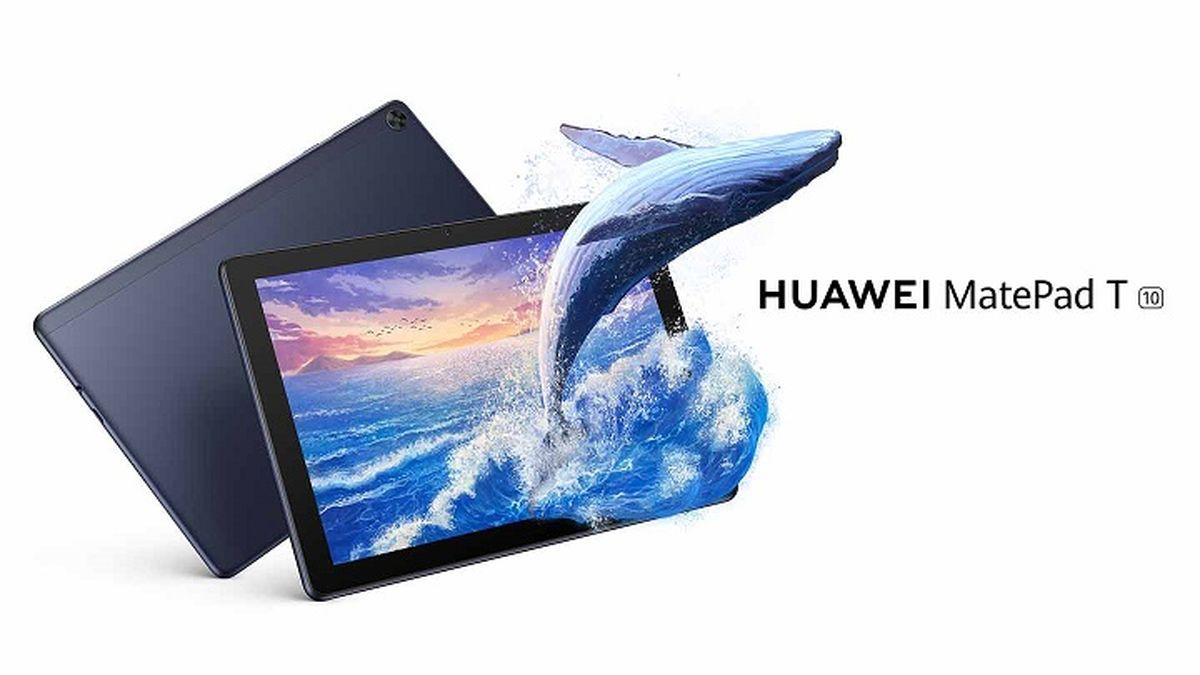 فروش ویژه تبلت هوآوی Matepad T10 آغاز شد