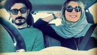 سلفی شاد حدیث میرامینی و همسرش