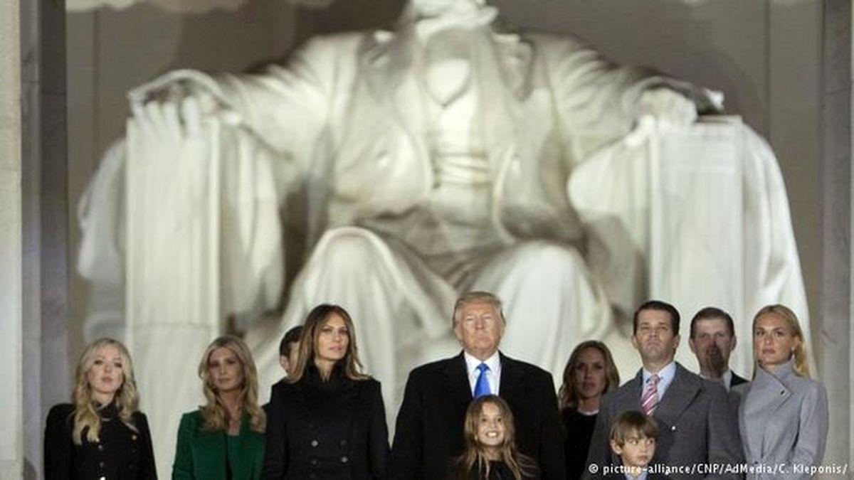 اعضای خانواده ترامپ پس از کاخ سفید کجا میروند؟