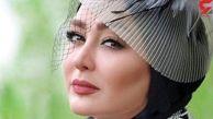الهام حمیدی با چهره ای جدید + عکس