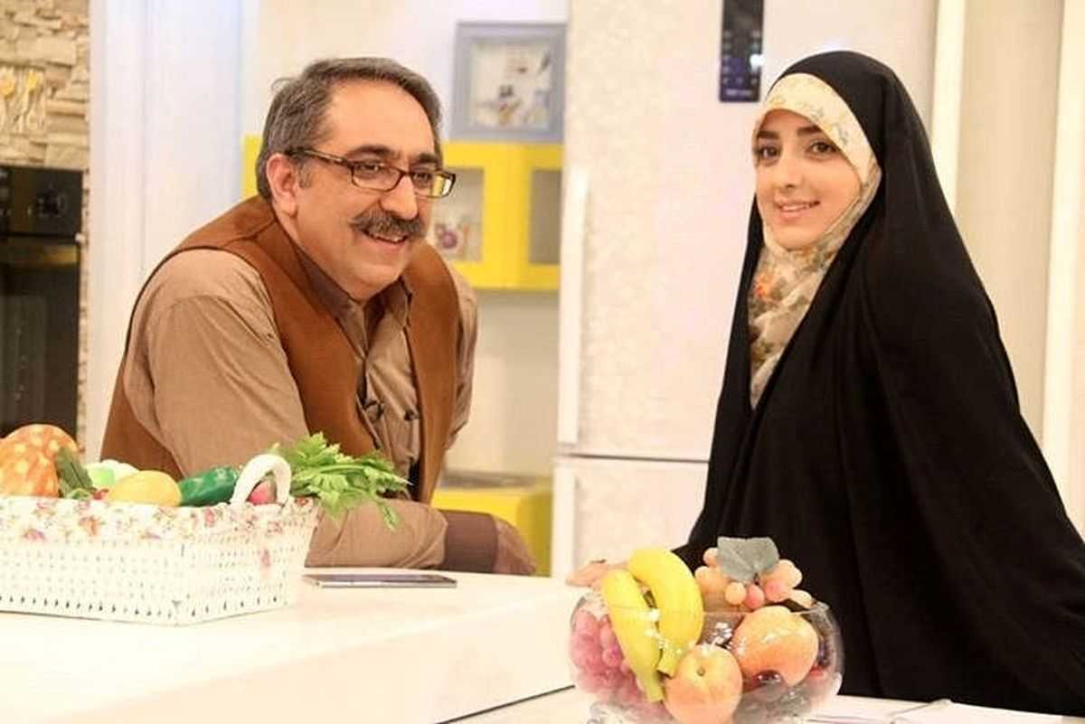 اختلاف سنی عجیب مجری تلویزیون و همسرش! + تصاویر دو نفره