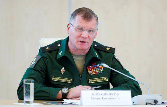 روسیه: ائتلاف آمریکایی مناطق مسکونی در رقه را بمباران کرده است