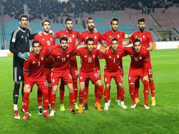 برنامه دیدارهای ایران در جام ملتهای فوتبال آسیا
